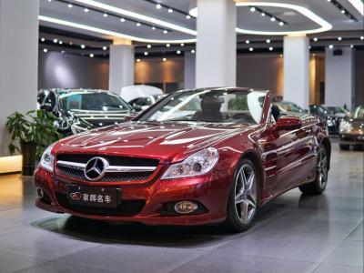 奔馳 奔馳SL級  2010款 SL 300圖片