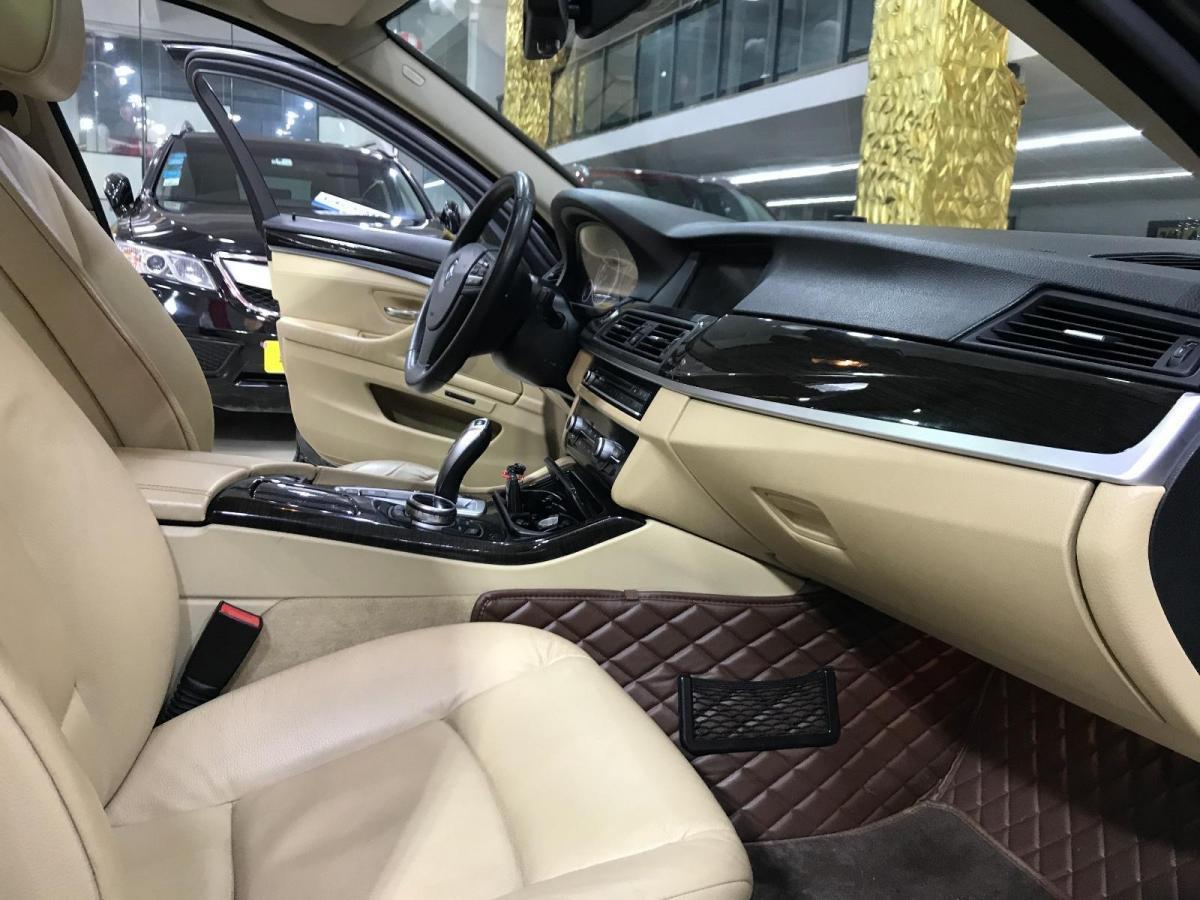 宝马 宝马5系  2012款 530Li 领先型图片