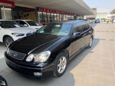 雷克薩斯 GS  2004款 300