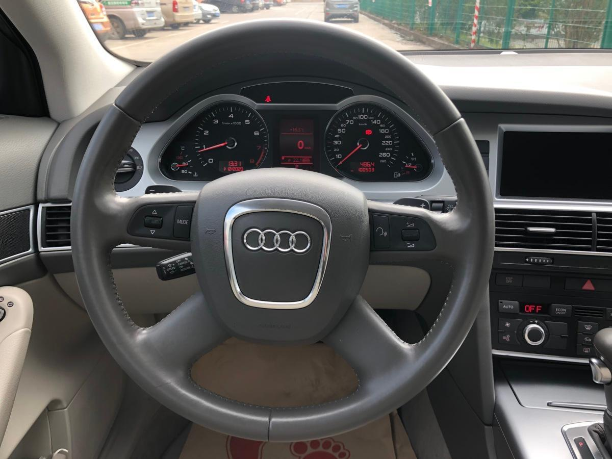 奥迪 奥迪A6L  2009款 2.0 TFSI 自动标准型图片