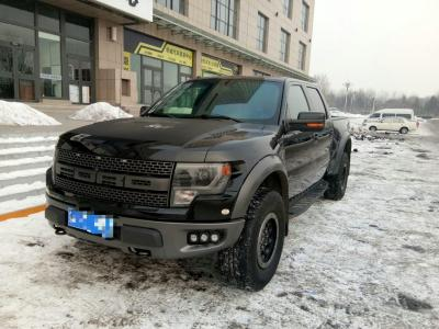 福特 F-150  2011款 6.2L SVT Raptor SuperCab图片