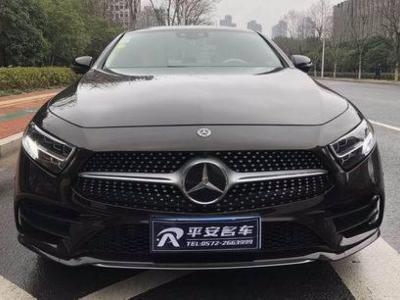 2018年12月 奔驰 奔驰CLS级  CLS 300 豪华型图片