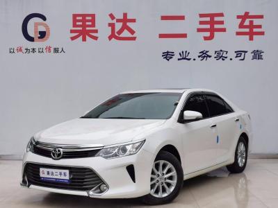 丰田 凯美瑞  2015款 2.0G 领先版图片