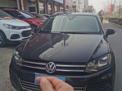 2012年1月 大众 途锐(进口) 3.0TDI 柴油豪华型图片