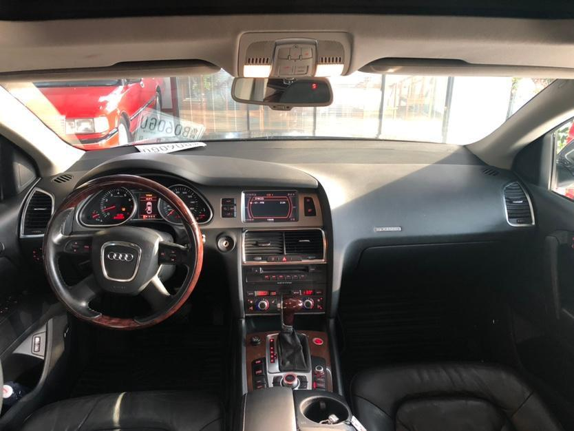 奥迪 奥迪Q7  2007款 3.6 FSI quattro 豪华型图片