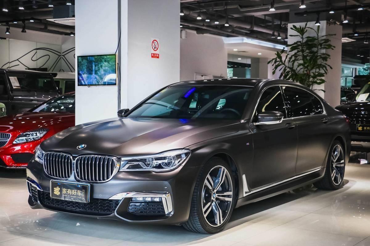 2018年9月_出售二手车宝马 宝马7系  2018款 740Li 领先型 M运动套装哪里有卖_价格多少79.8万