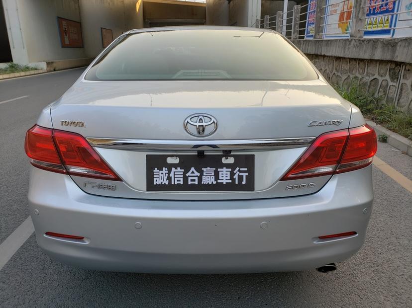 丰田 凯美瑞  2012款 骏瑞 2.5S 凌动版图片