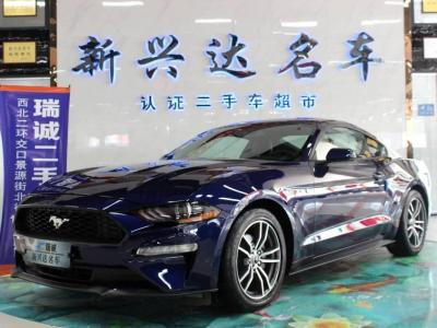 2018年11月 福特 Mustang(進口) 2.3L EcoBoost圖片