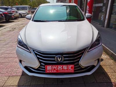 2019年3月 长安 逸动  高能版 1.6L GDI 手动争锋型 国VI图片
