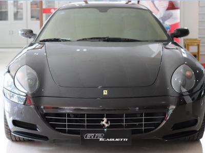 法拉利 612  2005款 Scaglietti 5.7图片