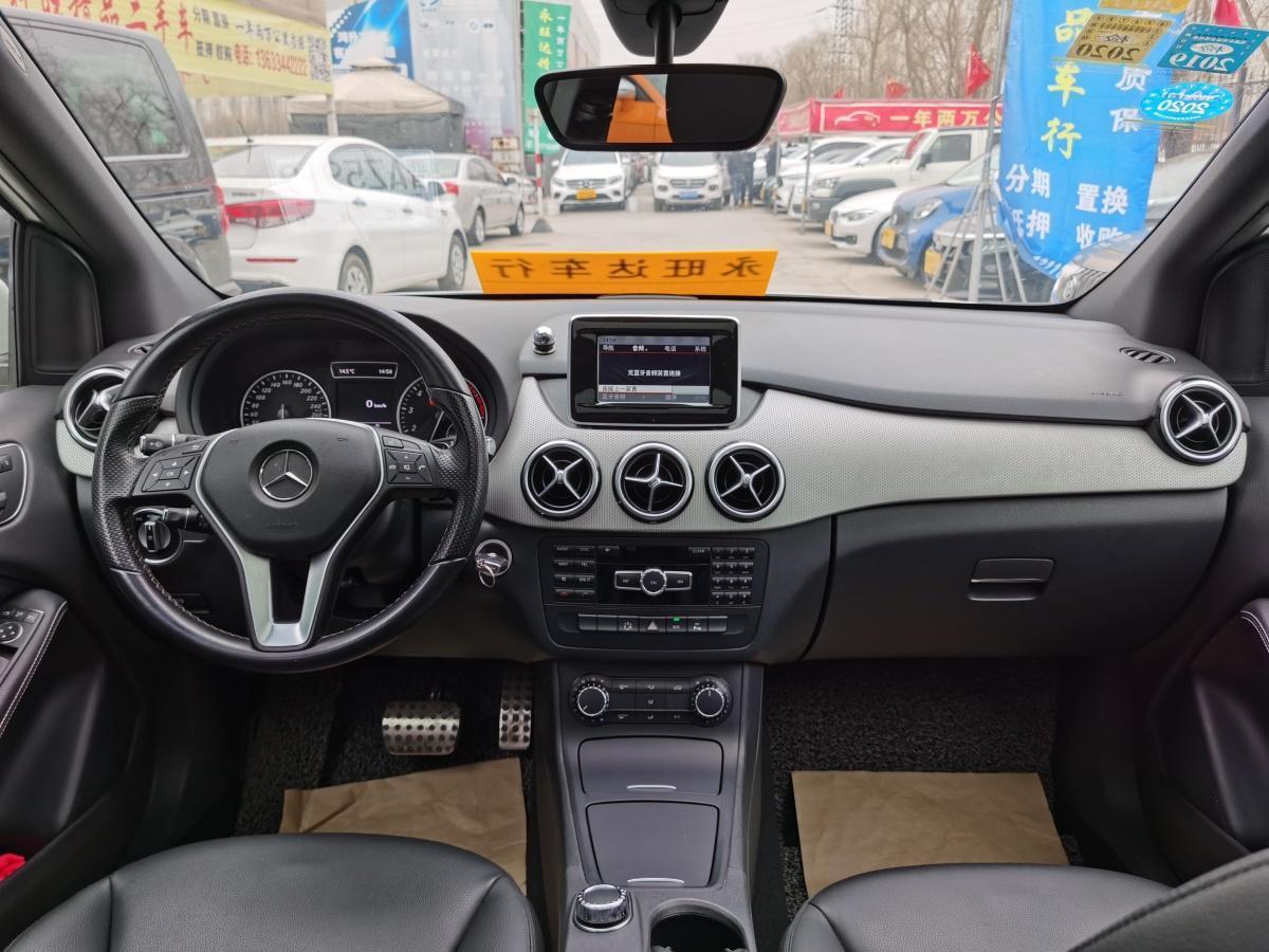 奔驰 奔驰B级  2012款 B 200图片