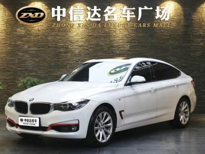 2019年1月 宝马 宝马3系GT(进口) 320i M运动型图片
