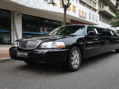林肯 城市  2004款 4.6 加長禮賓車
