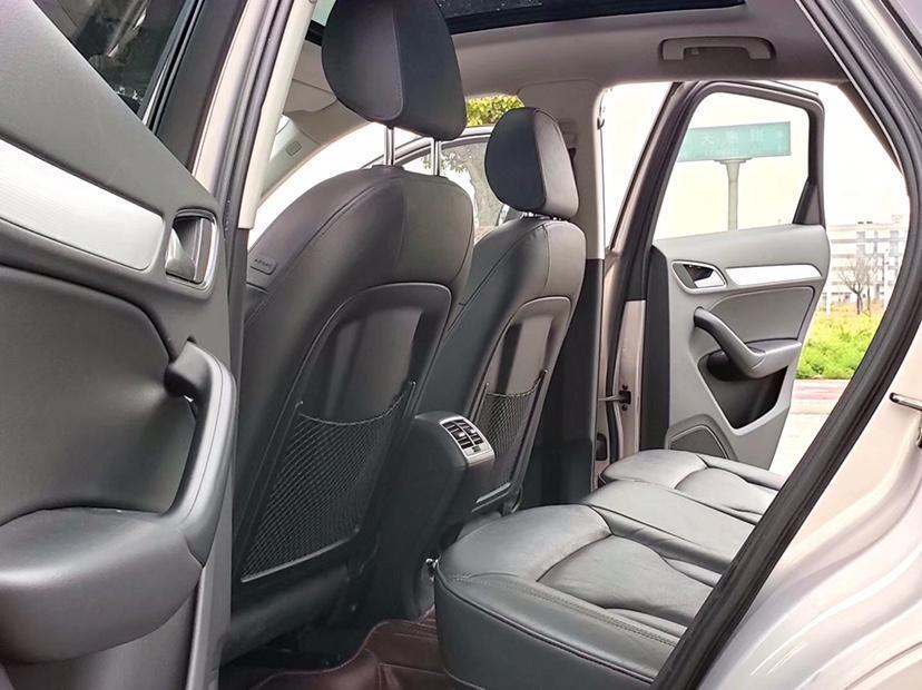 奥迪 奥迪Q3  2013款 35 TFSI quattro 舒适型图片