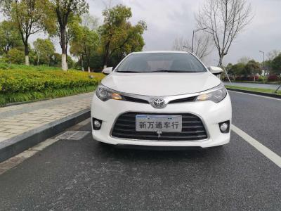 2016年2月 丰田 雷凌 1.6G CVT精英版图片
