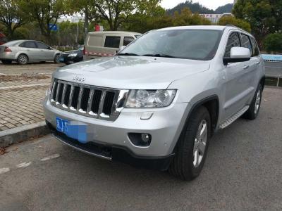 2012年6月 Jeep 大切诺基(进口) 改款 3.6L 经典版图片
