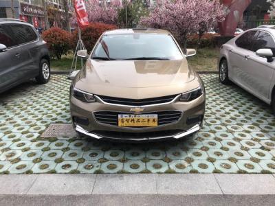 2017年5月 雪佛兰 迈锐宝XL 1.5T 自动锐驰版图片