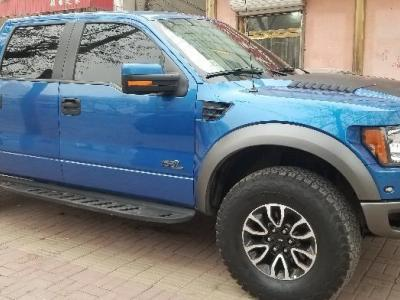 2015年9月 福特 F-150(進口) 6.2L SVT Raptor SuperCrew圖片