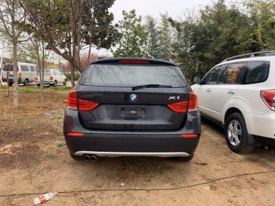 2011年9月 宝马 宝马X1(进口) xDrive25i图片