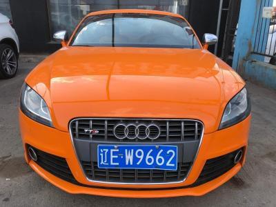 2011年1月 奥迪 奥迪TTS(进口) TTS Coupe 2.0TFSI quattro图片