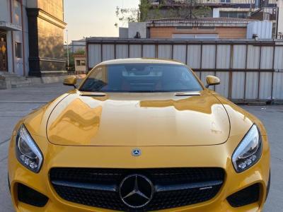 2016年4月 奔驰 奔驰AMG GT AMG GT S图片