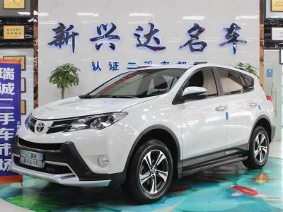 丰田 RAV4荣放  2015款 2.0L CVT两驱都市版