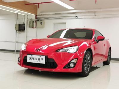 2014年8月 丰田 86(进口) 2.0L 手动豪华型图片
