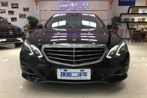 奔驰 E级  E260L 2.0T 豪华型