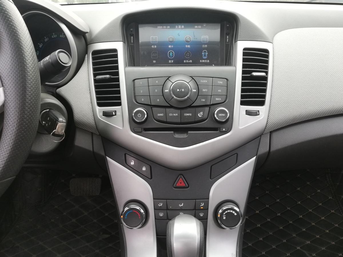 雪佛兰 科鲁兹  2012款 1.6L SE AT图片