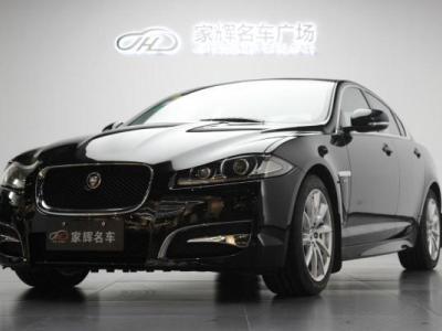 捷豹 XF  3.0T V6 SC 奢华版图片