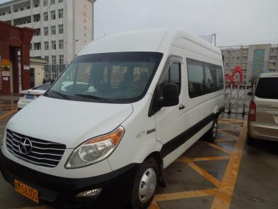 江淮 星锐  2013款 2.8T 6系旅行版国IV图片