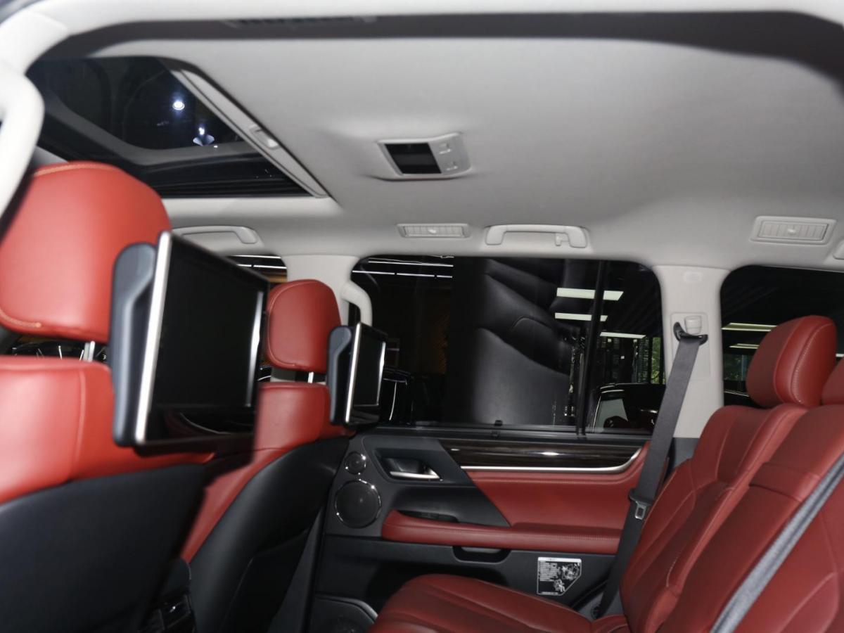 雷克萨斯 LX  2017款 570 尊贵豪华版图片