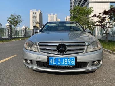 奔馳 奔馳C級  2010款 C 200 CGI 時尚型