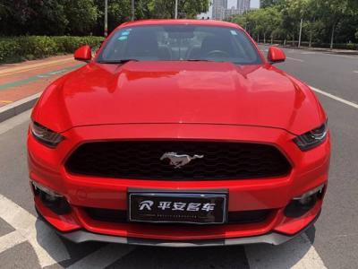 2017年7月 福特 Mustang  2.3T 性能版圖片