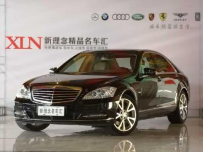 奔驰 S级  S400L Hybrid 3.5L