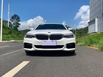 宝马 宝马5系  2019款  改款 530Li 尊享型 M运动套装图片