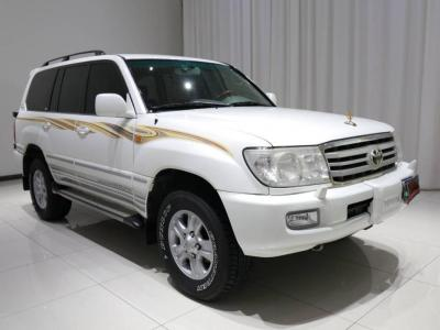 丰田 兰德酷路泽  2005款 4.5L 自动GX-R图片