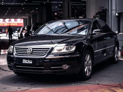 2009年12月 大众 辉腾(进口) 3.6L V6 5座加长舒适版图片