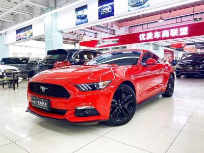 2018年3月 福特 Mustang(进口) 2.3T 运动版图片