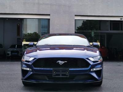 福特 Mustang  2019款 2.3L EcoBoost 性能加强版