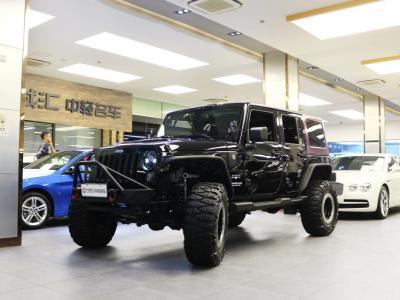 2018年1月 Jeep 牧马人(进口) 3.0L Sahara 四门舒享版图片