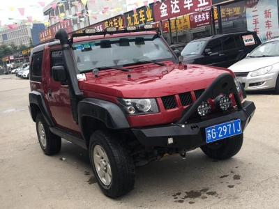 北京 BJ40  2014款 2.4L 手動穿越版圖片