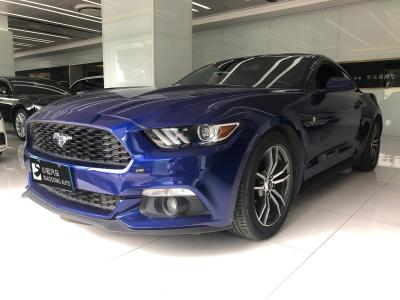 2016年2月 福特 Mustang(进口) 2.3T 运动版图片