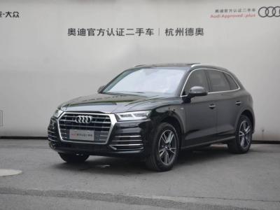2019年8月 奥迪 奥迪Q5L 40 TFSI 荣享时尚型图片