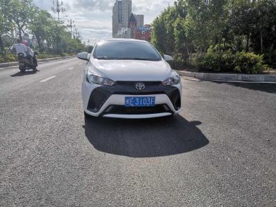 丰田 YARiS L 致炫  2017款 1.5E CVT劲速升级版图片