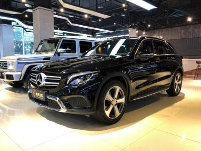 奔馳 奔馳GLC  2016款 GLC 260 4MATIC 豪華型