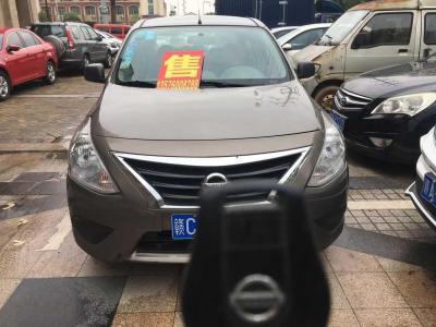 日产 阳光  2014款 1.5XE CVT舒适版