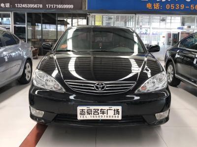 豐田 佳美  2005款 2.4L 豪華型