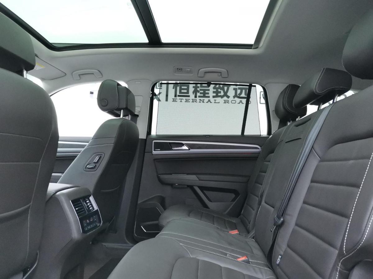 大众 途昂  2017款 330TSI 两驱旗舰版图片