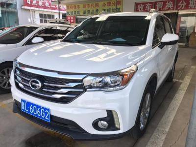 2016年3月 广汽传祺 GS4 200T 手动舒适版图片